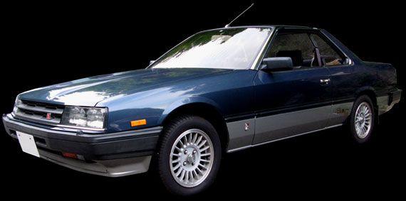 ニューマン・スカイライン(R30) GT・ES ポール・ニューマン全体像