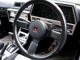 ニューマン・スカイライン(R30) GT・ES ポール・ニューマン内装