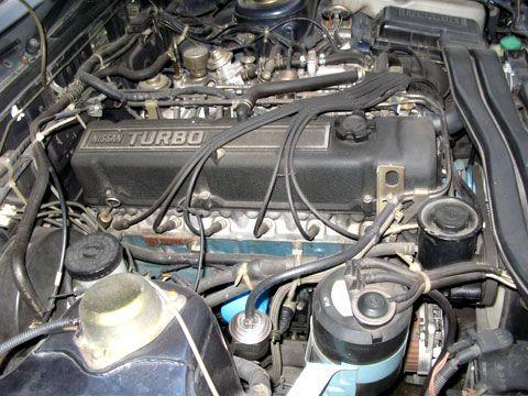 ニューマン・スカイライン(R30) GT・ES ポール・ニューマン L20ETエンジン