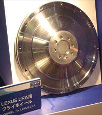 ユアサ製 Lexus LFA用フライホイール