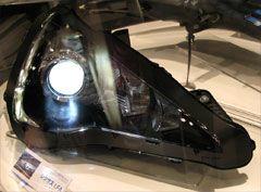 小糸製作所製 Lexus LFA用ヘッドライト(HID)