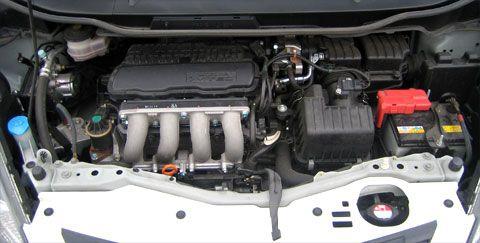 Honda Fit G (GE6) L13A型 1.3L SOHC i-VTEC