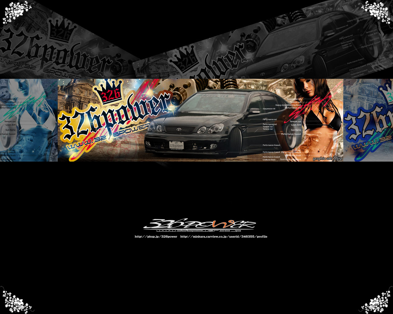 y mのフォトギャラリー 326power Wall Papers No 001 日産