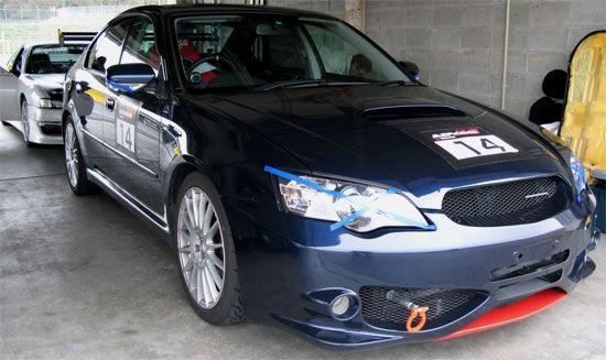 Subaru Legacy B4 (BL5A)