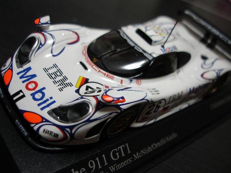 Porsche 911 GT1 24h Le Mans 1998