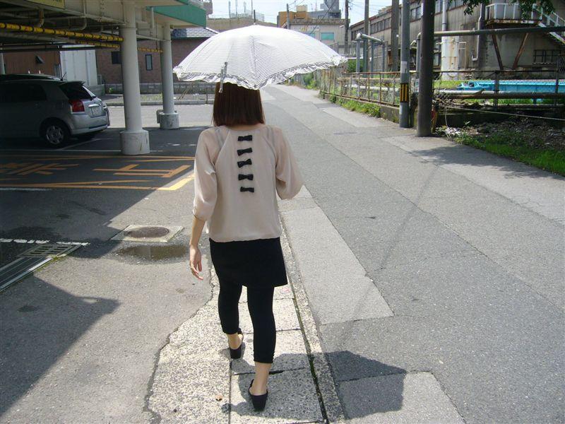 歩き~^^;