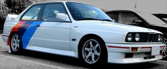 E30 BMW M3 (AUTO BAHN SPORT 恵比寿)