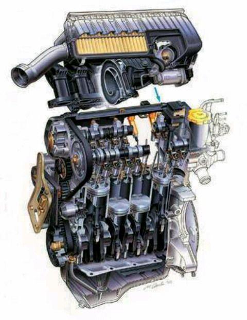 EN07D型(DOHC・AVCS)<br /> <br /> R2から搭載されたエンジンで、連続式可変バルブタイミング仕様のDOHC16バルブヘッドとLFピストン、軽量ブロックを採用。<br /> <br /> 点火系には、初のダイレクトイグニッション・システムを採用し、プラグコードが消滅ている。<br /> <br /> EN07X型とは異なり、タイミングベルト用プーリーは吸気側用カムと排気側用カムにそれぞれ独立していて、ローラーロッカーアーム式のAVCSを採用する。<br /> <br /> ブローバイガスの低減やメタルヘッドガスケットの採用から、ヘッドからのオイル漏れの撲滅をはかったEN07型の完成形…と言いたいが、リアクランクオイルシールからは相変わらずオイル漏れするようだ。<br /> <br /> DOHC16バルブAVCS(NA)<br /> 排気量:658cc<br /> 内径&#215;行程:56.0&#215;66.8<br /> 圧縮比:10.5<br /> <br /> 54ps/6,400rpm 6.4kg-m/4,400rpm(RC1・2、R2/RJ1・2、R1/RN1・2、ステラ)
