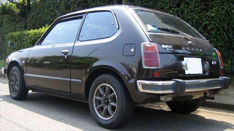Honda Civic RSL (B-SH)