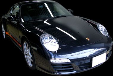 Porsche 911 Carrera S (Type 997)