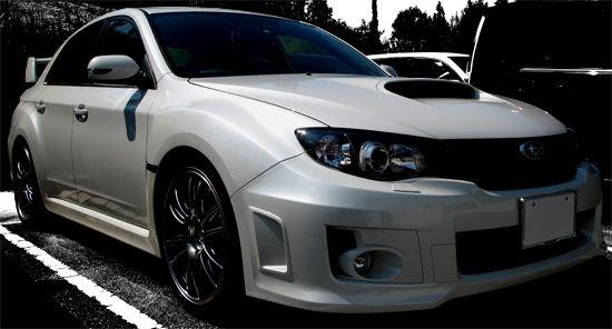 Subaru Impreza WRX STI (GVB)