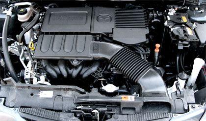 デミオ (Mazda Demio 13C DE3FS) エンジン ZJ-VE