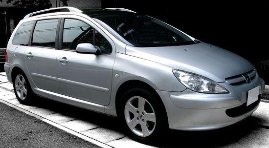Peugeot 307 SW(GH-3EHRFN)