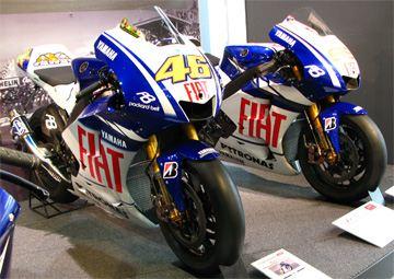 2009年 FIAT-YAMAHA YZR-M1