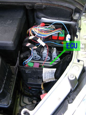 307SW EW10 電装系