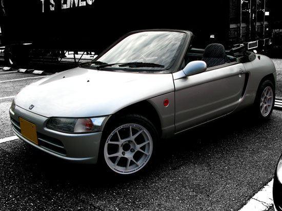 Honda Beat PP1 TC-005