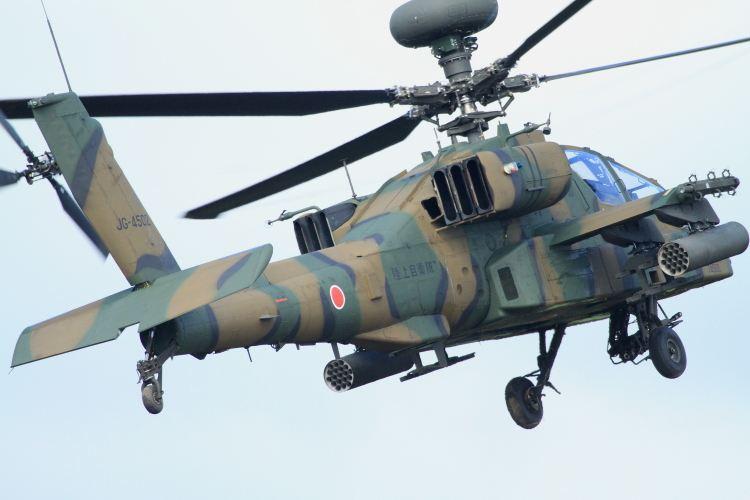 ⑪アパッチ AH-64D登場!