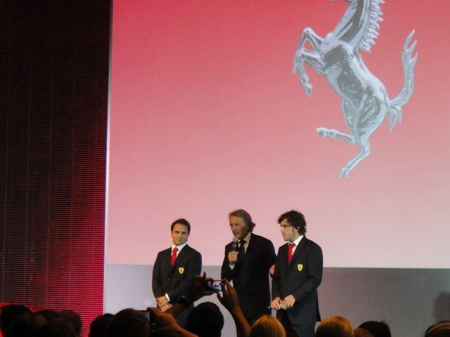 (後編2)フェラーリの聖地で458スパイダーワールドプレミア♪@^^@458  Spider World Premiere ♪