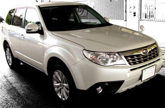 スバル・フォレスター、Subaru Forester (DBA-SHJ)