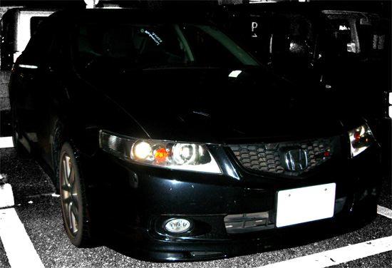 Honda Accord Euro R (CL7)