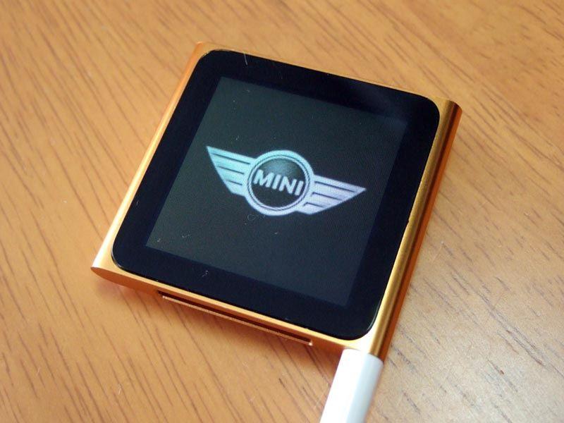 ipod nano 壁紙