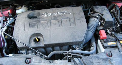 2ZR-FAEエンジン