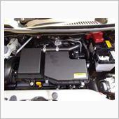 エンジンは新型が載ってますね(´▽`)<br /> <br /> こちらはNAエンジン搭載モデル。