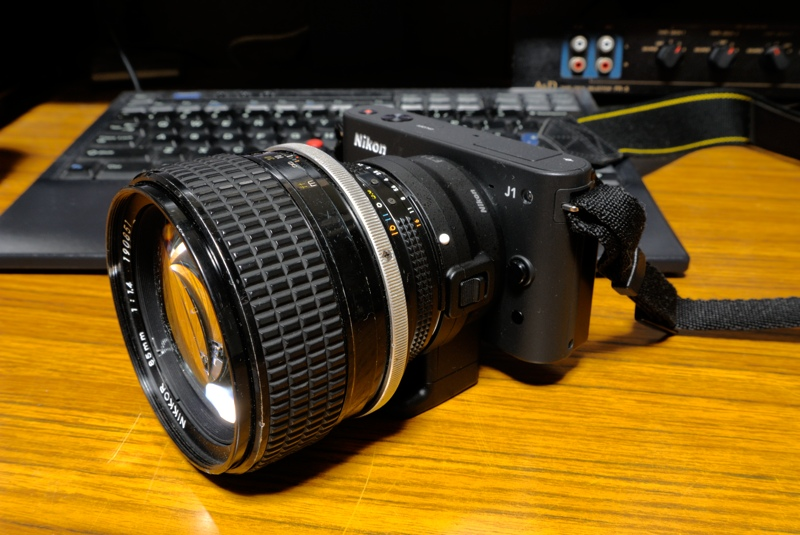 AI 85mm f/1.4S