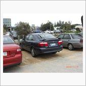 Mazda 626 5door
