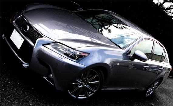 Lexus GS450h (GWL10-BEXQB) F SPORT