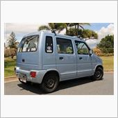 「Suzuki Wagon R+ King of the outback」