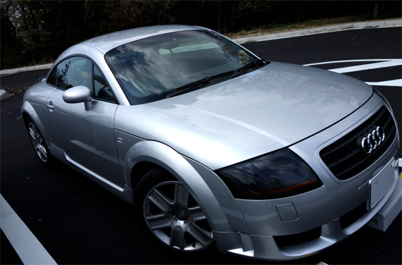 Audi TT Coupe S-line Limited (GH-8NBVR)