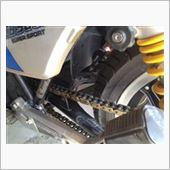 今のバイクの状態です。キャブはOH マフラーはバンズ&サンズ。ブレーキマスターはデイトナです。