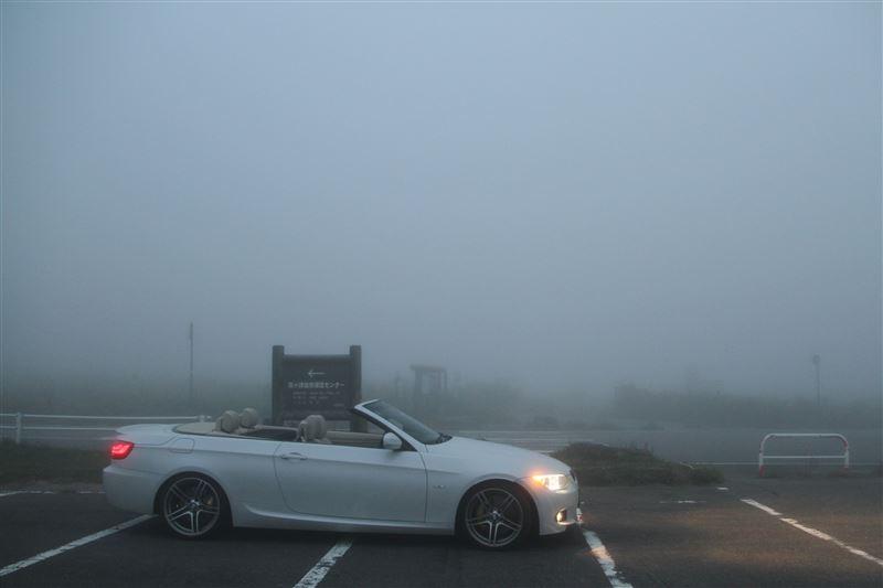 霧の霧ケ峰