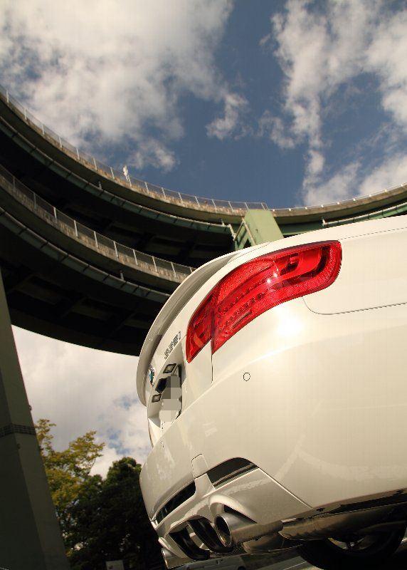 ループ橋下駐車場