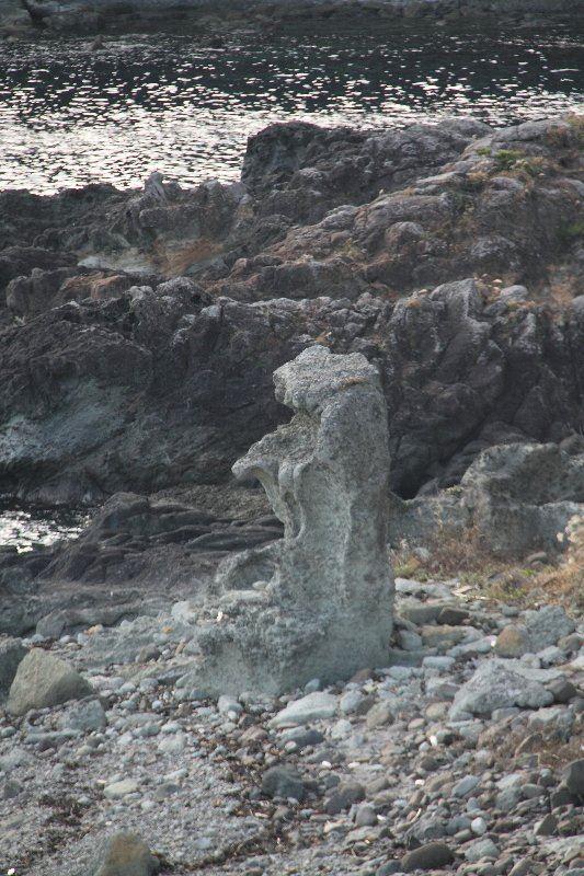 プレーリードック岩