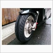 Michelin Pilot Power 2CT フロント