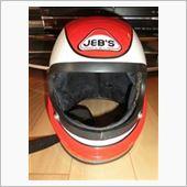 JEB'Sのヘルメット
