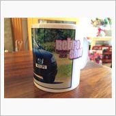 Mug Cup with Qashqai on the Retro show(22/06/2014)