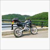 やっぱり高速道路以外のツーリングはオフロードバイクがいいです。
