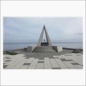 140807 北海道ツーリング(移動距離:約4058km/10日間)