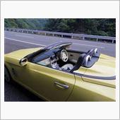 秋の山道オープンドライブ