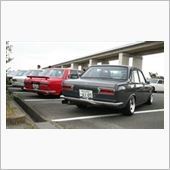 9th ALL JAPAN DATSUN 510 MEET ④