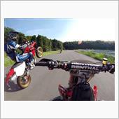 XR650Rでのサーキット走行記録・動画