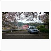 桜とデミ男