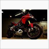 『情熱の魂を揺さぶる至上のツーリング』Ducati・Multistrada1200のガラスコーティ