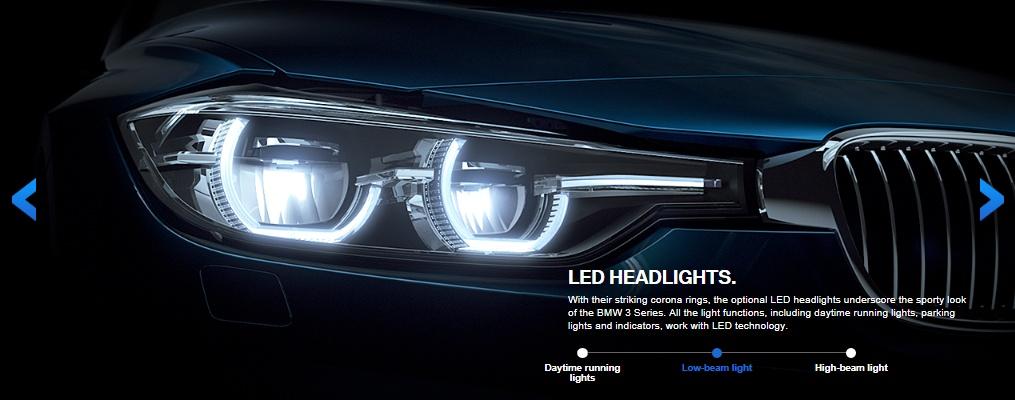 「bmw 3シリーズ Lciのledヘッドライトはこう光る!」トシ棒のブログ | トシ棒のページ みんカラ
