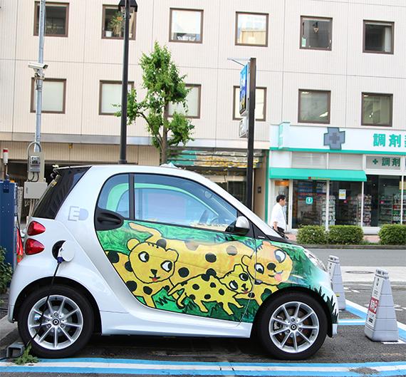 smart fortwo electric drive(ZAA-451390)