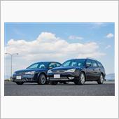 MONDEO ST220 & V6 WAGON GHIA-X