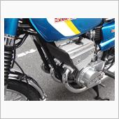 RAM AIR SYSTEM・SUZUKI・GT380